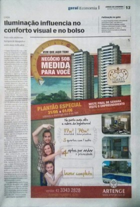 Jornal de Londrina | Geral Economia – 01/06/2014