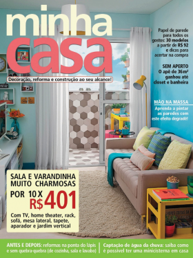 Revista Minha Casa – Março/2015