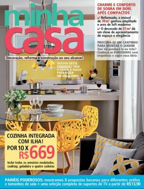 Revista Minha Casa – Julho/2015