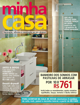 Revista Minha Casa – Setembro/2015